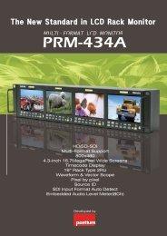 PRM-434A Brochure - Postium