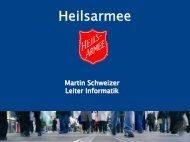 Heilsarmee - Digicomp