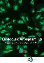 Hent Biologisk Arbejdsmiljø - Industriens Branchearbejdsmiljøråd