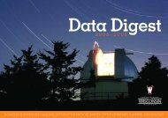 2005-06 Data Digest - Academic Planning and Institutional ...