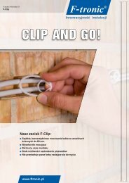 CLIP AND GO! - F-tronic