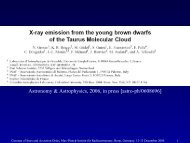 X-ray emission from the young brown dwarfs of the Taurus ...