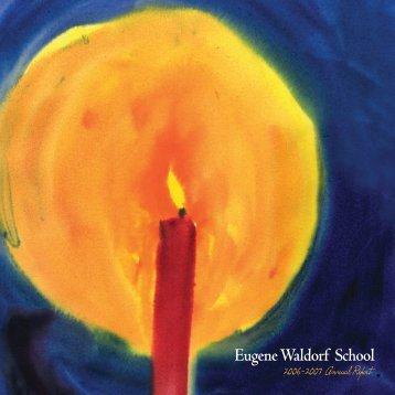 Eugene Waldorf School