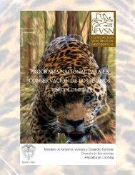 Programa Nacional para la Conservación de los Felinos en Colombia