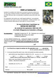 Voir document PDF - VA Bike