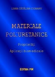 Materiale polieuretanice - PIM Copy