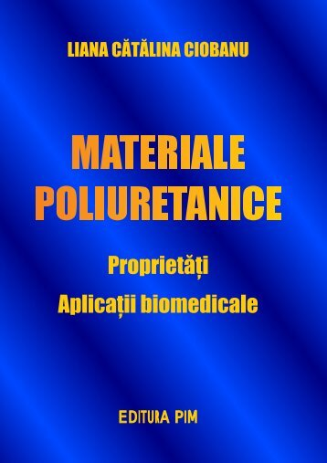 Materiale polieuretanice - PIM Copy