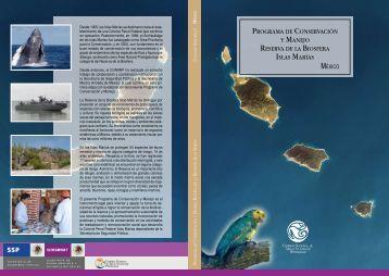 PROGRAMA DE CONSERVACIóN Y MANEJO RESERVA ... - Conanp