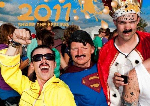 Roskilde Festival er verdens største bylaboratorium - Idea
