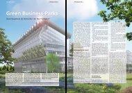 Gewerbegebiete als Keimzellen der Nachhaltigkeit? - Fachbereich ...