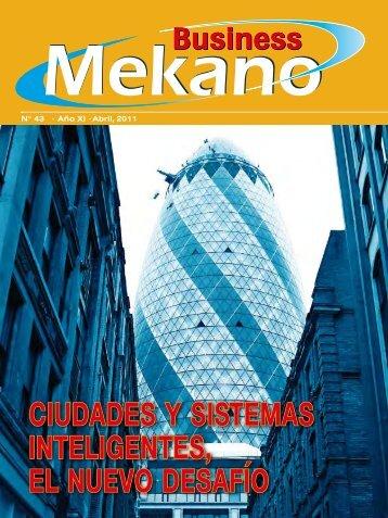 Ciudades y sistemas inteligentes, el nuevo desafío - Mekano