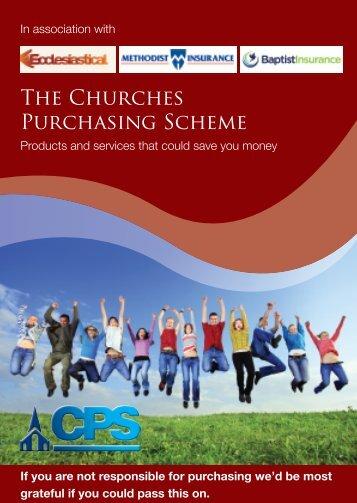 The Churches Purchasing Scheme