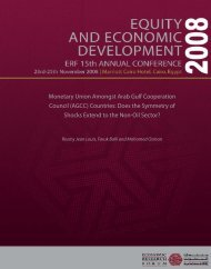 Monetary Union Amongst Arab Gulf Cooperation Council (AGCC ...