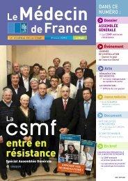 Mise en page 1 - CSMF