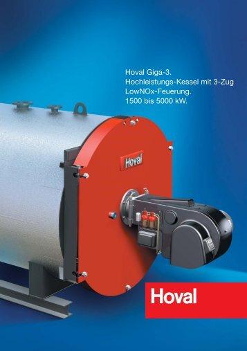 Giga-3 Prospekt - Hoval