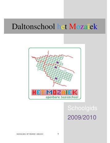 Daltonschool het Mozaïek