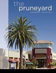 The pruneyard - Prime Commercial, Inc