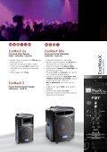 EvoMaxX Speaker Systems - FBT - Page 5