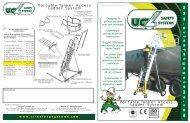 Portable Tanker Access Ladder System - Lighthouse Safety, LLC