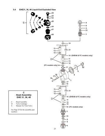 Ingersoll Rand T30 Part Diagram