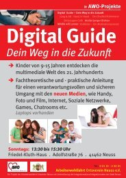 Digital Guide - AWO OV Neuss e. V.