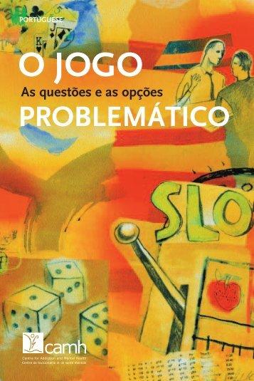 O JOGO - ProblemGambling.ca