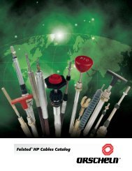 Cables Catalog.pdf - Drive Products