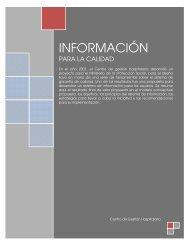 Lea el documento - Centro de Gestión Hospitalaria