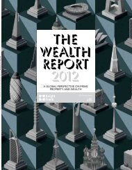 The Wealth Report 2012 - HotNews.ro