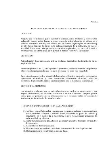 Anexo - Res 440 - Senasa