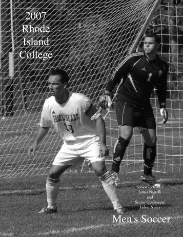 M.Soccer - Rhode Island College Athletics