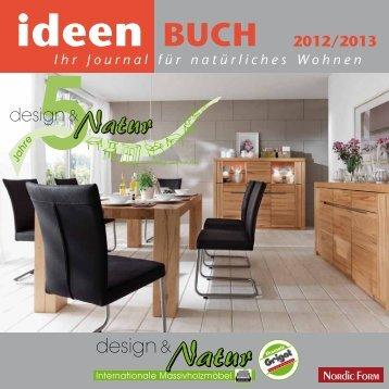 NEU !! Nordic-Form Ideen-Buch 2012 / 2013 - design & Natur ...
