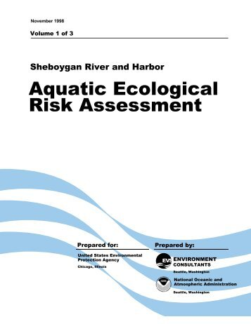 Aquatic Ecological Risk Assessment - NOAA's Ocean Service Office ...