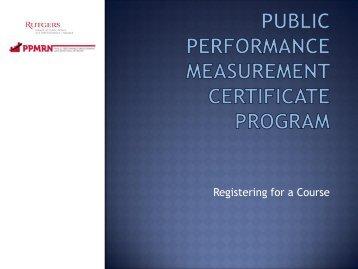registration information - ppmrn