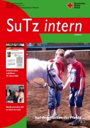 Sutzintern 03/12 - Christof-Husen-Haus