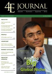 Vol 9, No 4 - Financial Planning Association of Malaysia