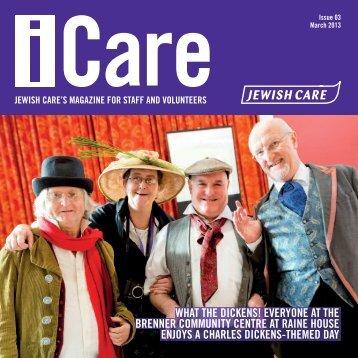 Read the previous edition - Jewish Care