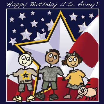 Army Birthday Book PDF