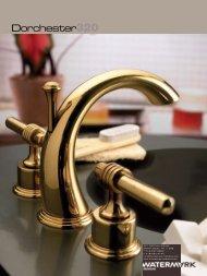 Dorchester320 Series Catalog - Watermark Designs