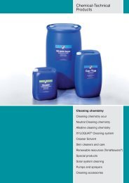 Chemical-Technical Products