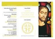 beratung online - Katholisch-Reformierte-Kirche