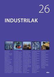 INDUSTRILAK - C. Flauenskjold A/S