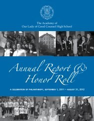Annual Report 2011-2012.pdf - Academy of Our Lady of Good ...