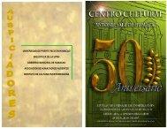 Centro Cultural 50 años FINAL - Biblioteca - Universidad de Puerto ...