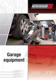 Garage equipment - Hidrolift