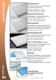 S ch u tz-Textilien - Clinaid
