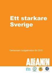Ett-starkare-Sverige-Alliansens-budgetmotion-2015