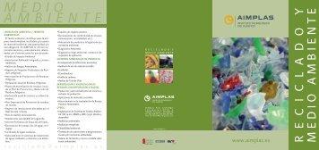 Catálogo - Aimplas