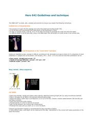 Hero 642 Guidelines - Endodonzia Dr. Mauro Venturi Home