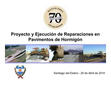 reparaciones santiago - ICPA